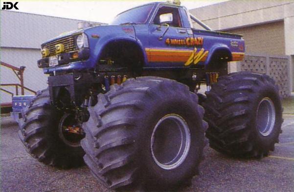 """Monster Truck Dog >> JDK´s Monster Trucks - Monster Truck Bilder """"outdoor"""""""