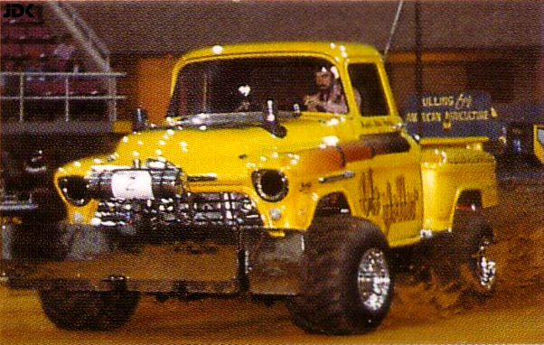 Jdk 180 S Monster Trucks Tractor Pulling