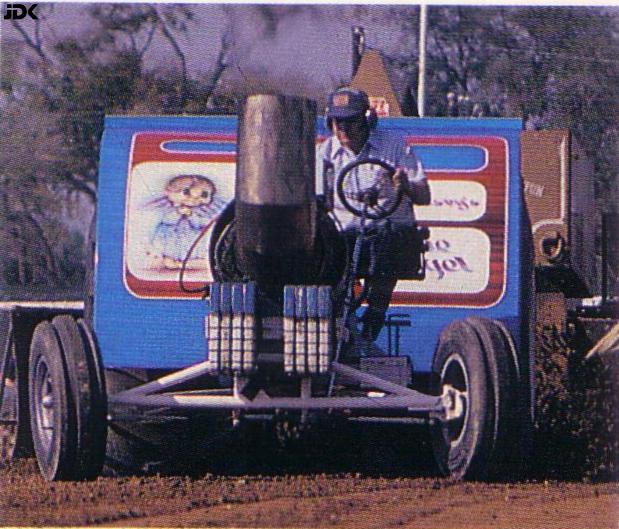 Turbo S >> JDK´s Monster Trucks - Tractor Pulling